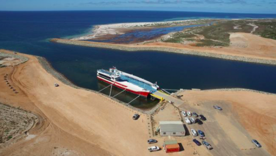 ICAM - Crows Chairman Rob Chapman Behind Consortium to Build $100M Port on Eyre Peninsula thumbnail