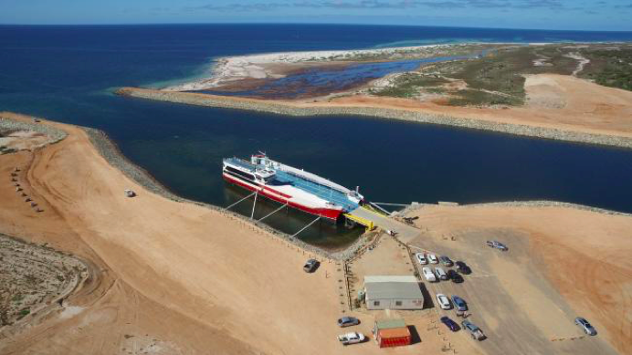 ICAM - Crows Chairman Rob Chapman Behind Consortium to Build $100M Port on Eyre Peninsula image