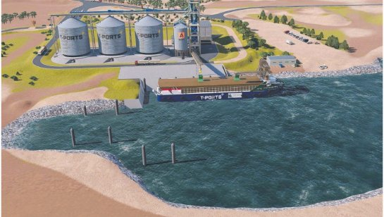 ICAM - Eyre Peninsula Port A Game Changer For Transportation thumbnail