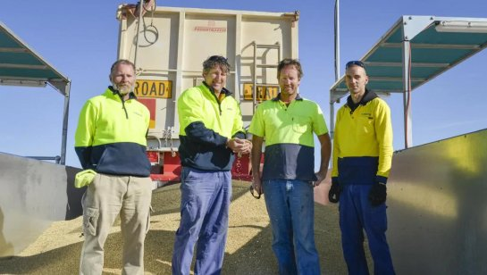 ICAM - T-Ports Supporting Eyre Peninsula Carriers Through New Partnership thumbnail