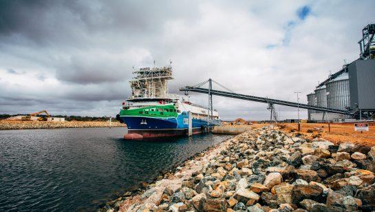 ICAM - Morgan Stanley rules off $40m private port raising thumbnail