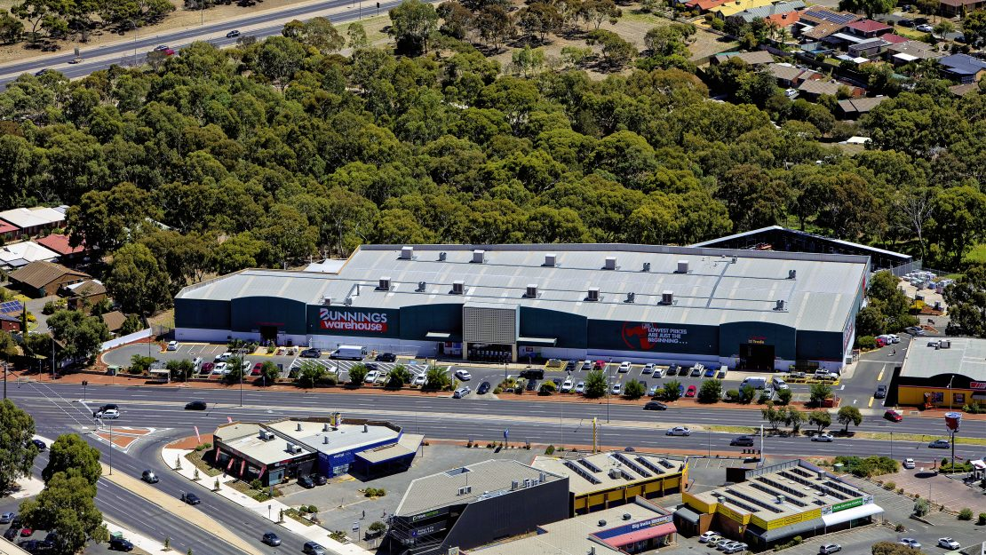 ICAM - Fund manager ICAM buys 'Covid-proof' Bunnings Modbury site image